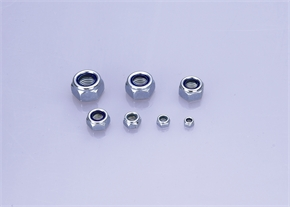 Nylon insert lock nuts DIN982, Nylon insert lock nuts DIN985